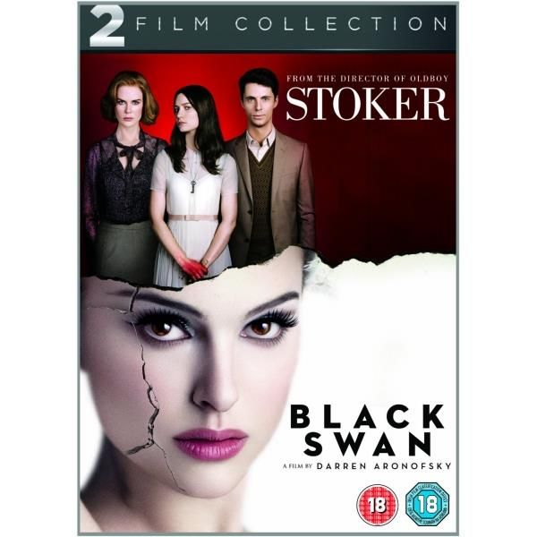 http://ift.tt/2dNUwca | Stoker / Black Swan Double Pack DVD | #Movies #film #trailers #blu-ray #dvd #tv #Comedy #Action #Adventure #Classics online movies watch movies  tv shows Science Fiction Kids & Family Mystery Thrillers #Romance film review movie reviews movies reviews