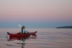 Take a kayak tour next time you're in Victoria!