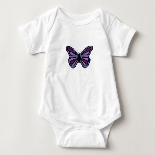 Cross stitch purple butterfly £11.10