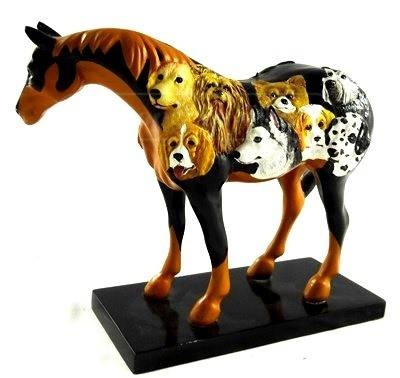 shopgoodwill.com: The Trail of Painted Ponies Figurine