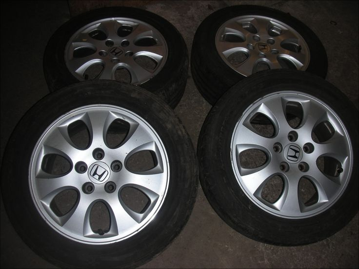 Honda Accord Alloy Wheels for Sale