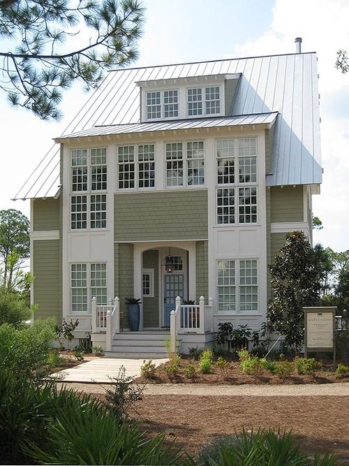 17 best images about beach house plans on pinterest for Watercolor house plans