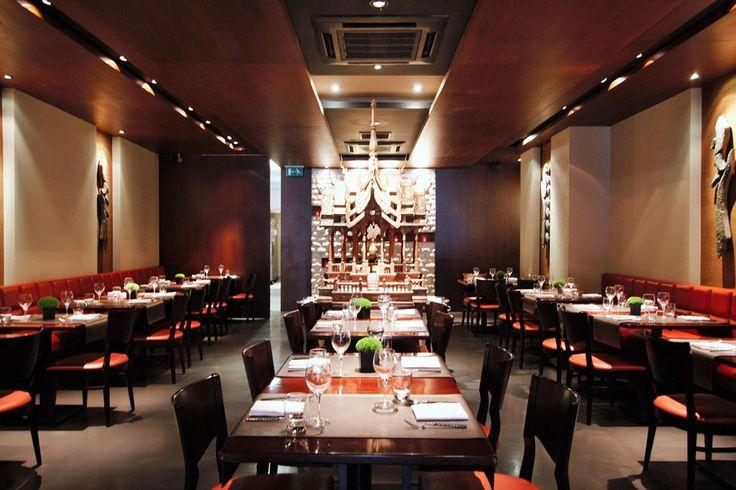 Review: Patara Thai Restaurant, London