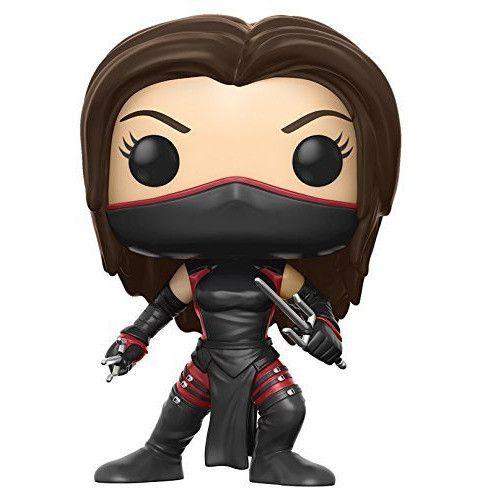 Funko POP Marvel: Daredevil TV Elektra Toy Figures