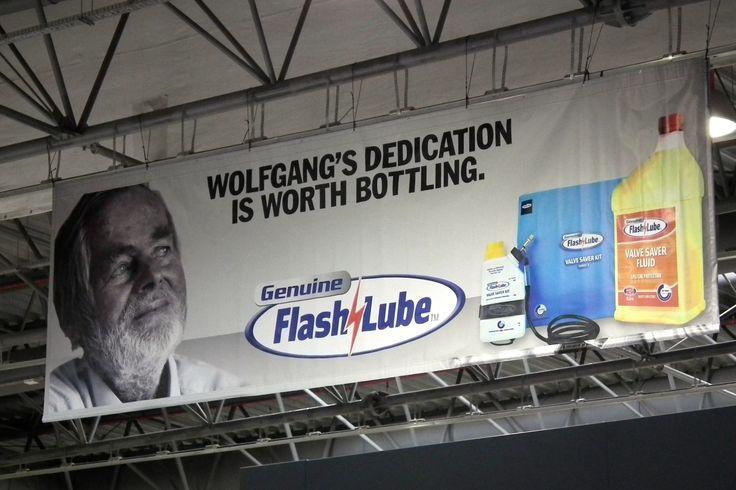 Mezinárodní veletrh GasShow 2014 - Wolfgang byl přitomen úplně všude
