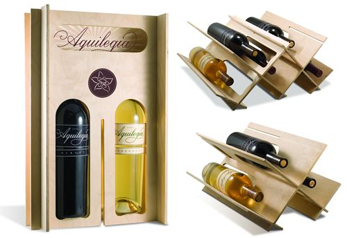 Tresdon Convertible Wine Packaging System