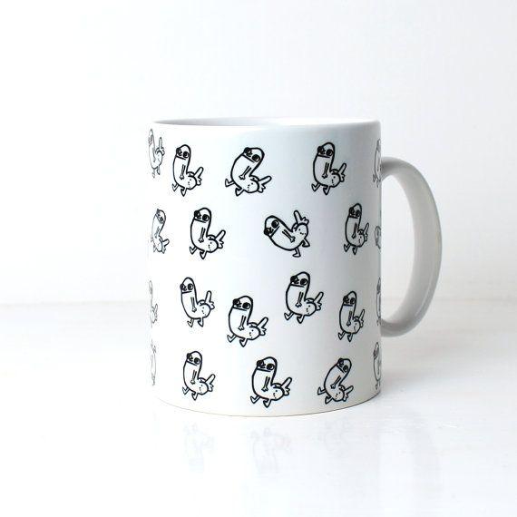 Lots of dickbutts mug funny mug 4M037A by Memeskins on Etsy