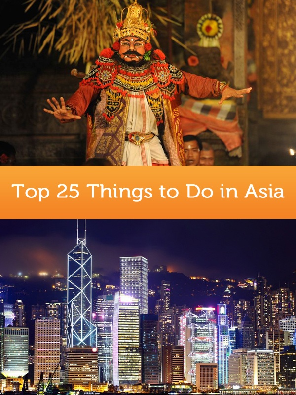 Top 25 Things to Do in Asia: http://travelblog.viator.com/top-25-things-to-do-in-asia-2/ #travel