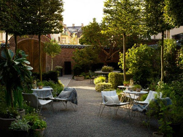 stockholm garden - city tranquility created
