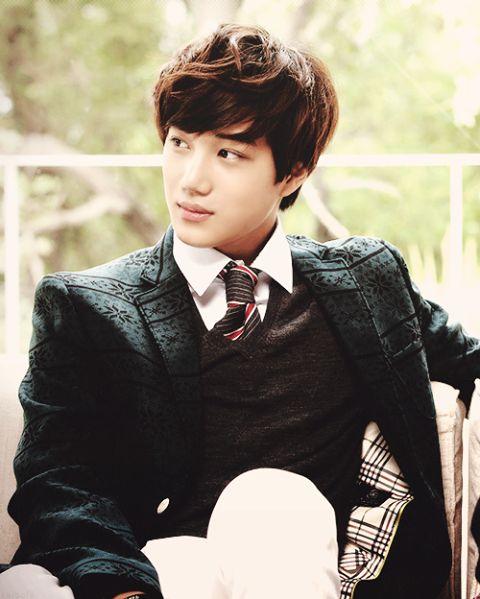 EXO Member Profile Kai
