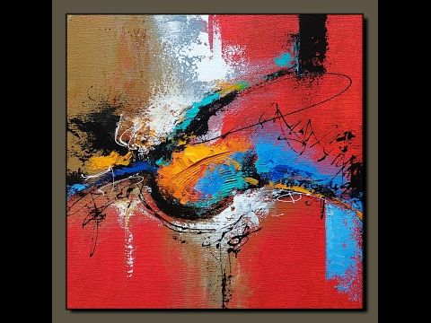 1000 ideas about textured canvas art on pinterest art for Textured abstract art techniques