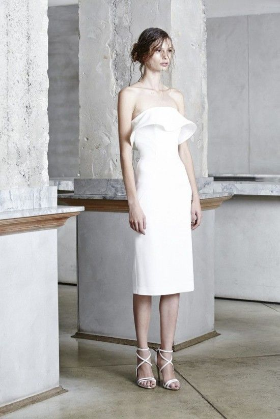 Pared back minimalism / Casey Tanswell / View Collection on The LANE / Wedding Style Inspiration / LANE