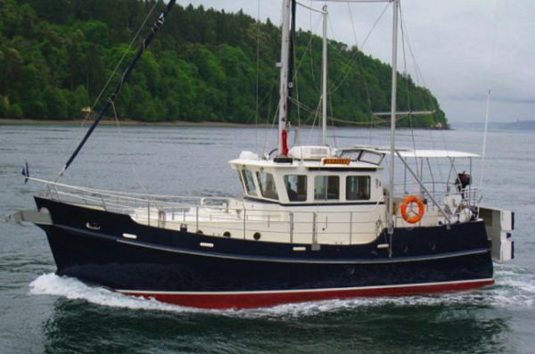 2007 Seahorse Diesel Duck LRC 382 Sail Boat For Sale - www.yachtworld.com