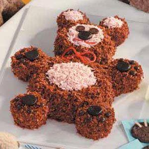 Another teddy bear cake