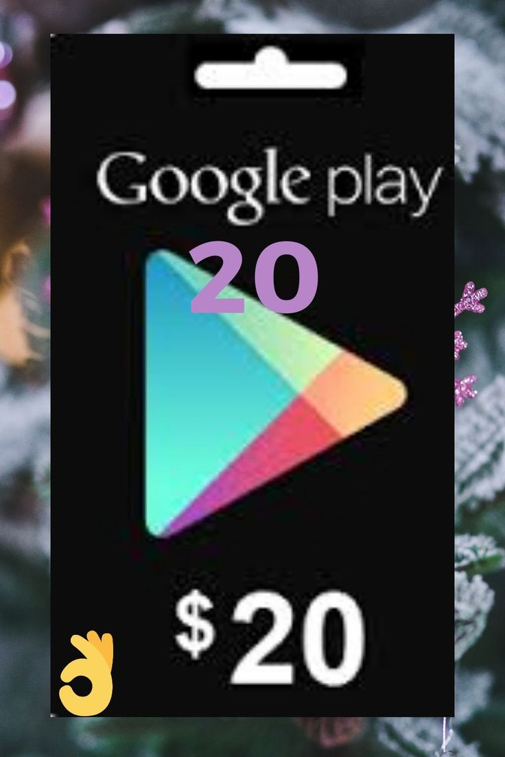 Win 20 Google Play Gift Card in 2020 Google play gift