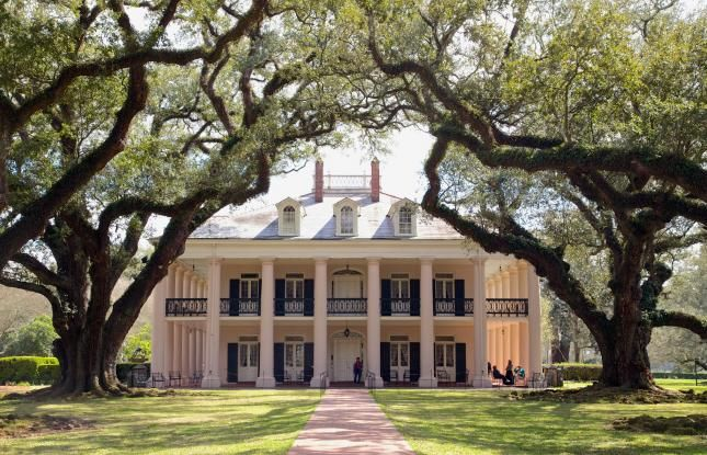 17 Best Images About New Orleans Plantations On