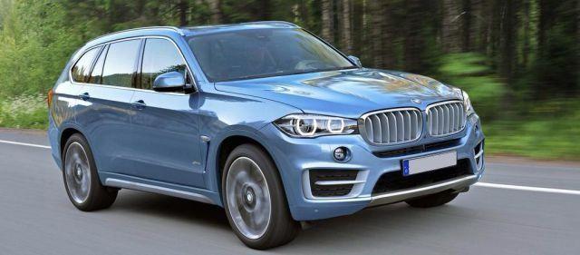 2018 BMW X7 Release Price