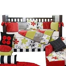"""Glenna Jean McKenzie 4 Piece Crib Bedding Set - Glenna Jean - Babies """"R"""" Us"""