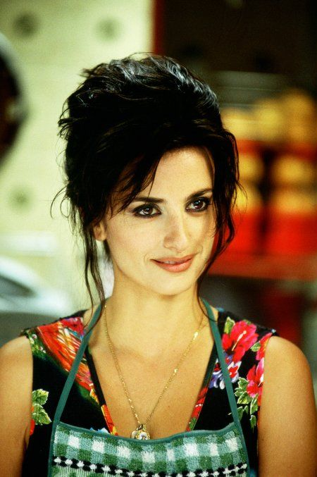 Penelope Cruz on Volver from Almodovar