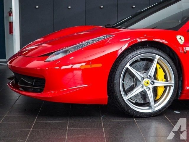 Cool Ferrari 2017: 2014 Ferrari 458 Italia Rosso Corsa Beige JBL HIFI Audio Contrast Stitch for Sal... Car24 - World Bayers Check more at http://car24.top/2017/2017/08/23/ferrari-2017-2014-ferrari-458-italia-rosso-corsa-beige-jbl-hifi-audio-contrast-stitch-for-sal-car24-world-bayers/