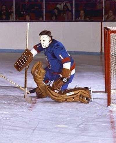 Gerry Desjardins, New York Islanders