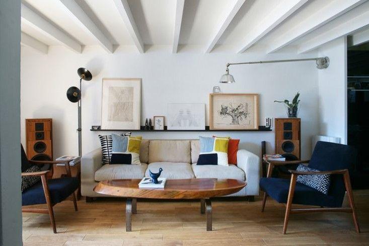 Wo & We Lighting Designer Flat | Remodelista