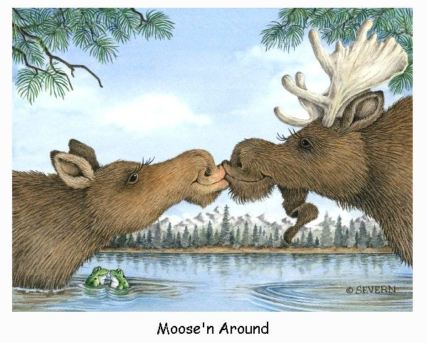 Best 25+ Moose Art Ideas On Pinterest