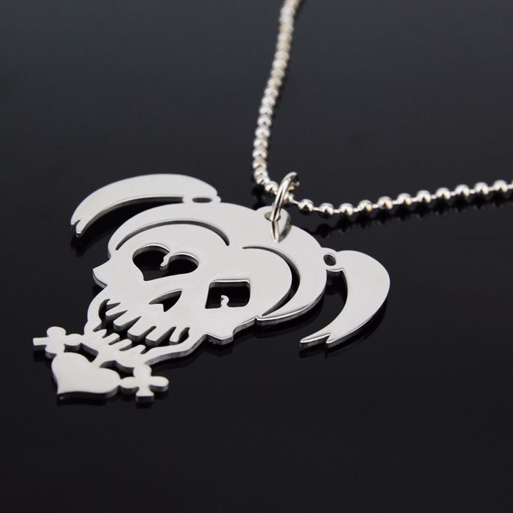 Suicide Squad Stainless Steel Necklaces