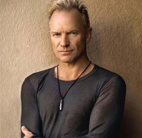 Sting knows himself - and man does he make beautiful music