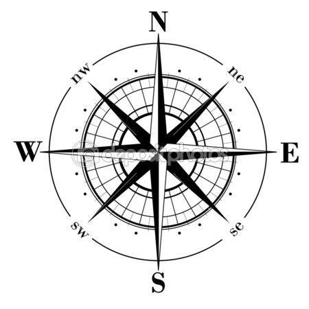 depositphotos_1075605-Compass-rose.jpg (450×450)