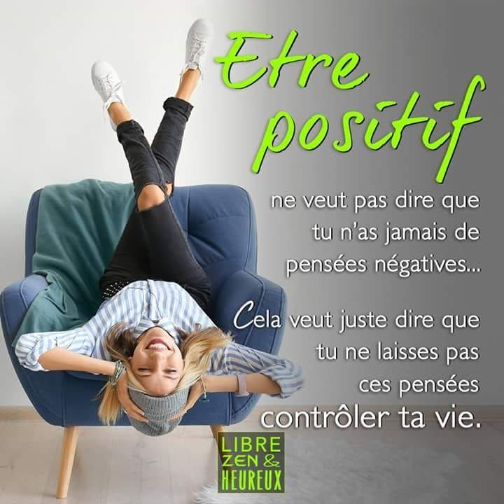 Citation Zen Du Jour Citations Positives Etre Positif