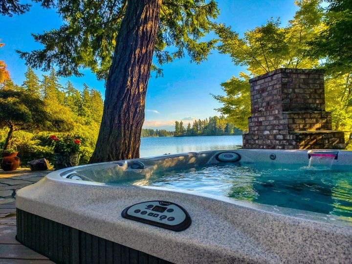 Spring Cleaning Your Hot Tub Jacuzzi Hot Tub Spring Cleaning Tub