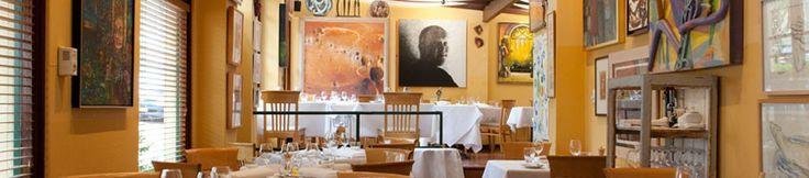Lucio's - Northern Italian cuisine by Lucio Galletto ... located in Paddington, Sydney.