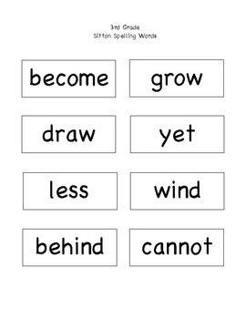 spelling for 3rd graders wonders third grade unit one week printouts3rd spelling words. Black Bedroom Furniture Sets. Home Design Ideas