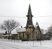 List of Michigan State Historic Sites in Oakland County - Wikiwand