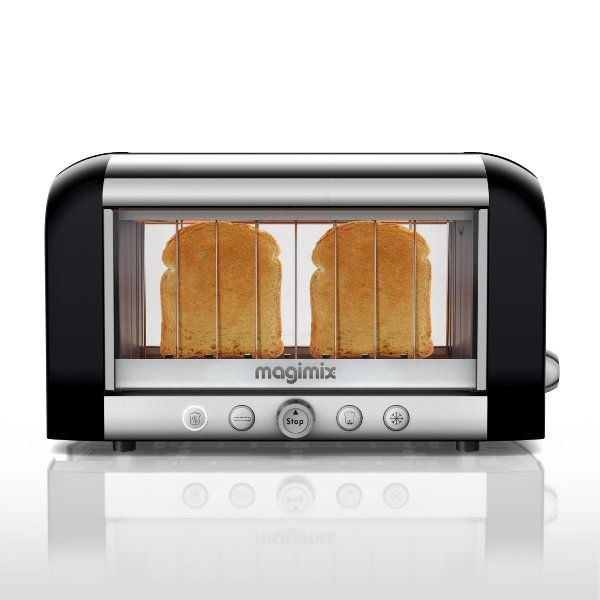 Magimix 11529 Vision Toaster, Black:Amazon.co.uk:Kitchen & Home