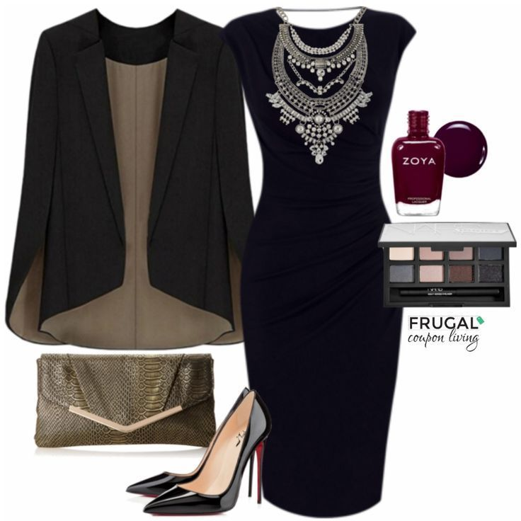 New years eve outfit frugal fashion - To Wear The Little Black Dress At New Year S Eve Women Outfits Com