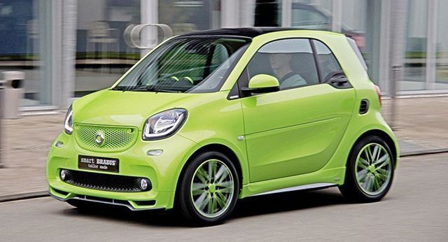 I'm so Green #smart #smartfortwo #smartcar #green #mysmartcar #cardesign #happyweek #carart #design #caroftheday #cabrio #cuising #citycar