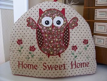 Owl Tea Cosy...I have got to make this one! so cute!