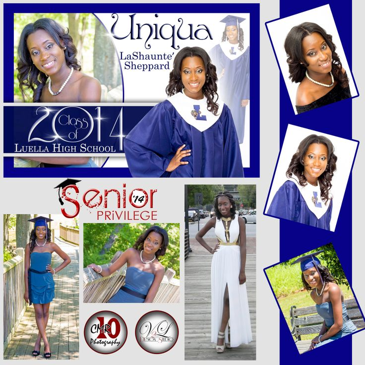 Luella High School (GA) Class of 2014