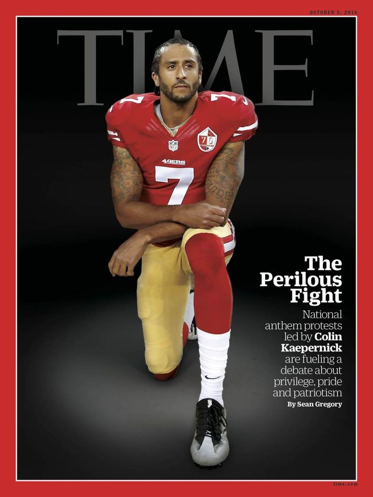 All Across the Country, Athletes Are Fueling a Debate About How America Defines Patriotism | TIME