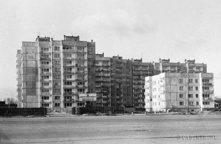 Warszawa - Bemowo III, fot. Eliasz Białecki (1982)