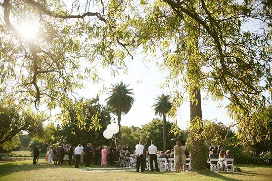 Parkland Wedding | Centennial Parklands