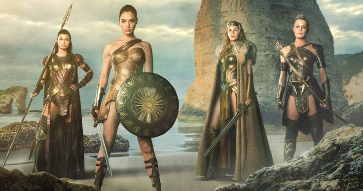 Amazon Warriors Attack in Latest 'Wonder Woman' Set Photos -- Gal Gadot and Chris Pine are featured in new set photos from 'Wonder Woman', which is currently shooting in Italy. -- http://movieweb.com/wonder-woman-movie-set-photos-gal-gadot-amazon-warriors/