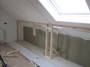 Schuifdeur kasten onder schuin dak/belastbaarheid sporendak | things ...