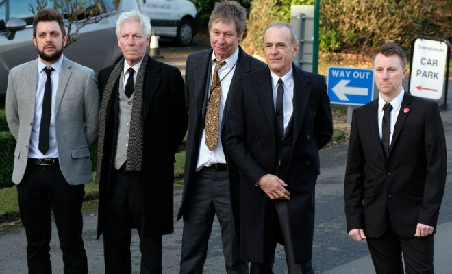 Status Quo had to pay for Rick Parfitt funeral