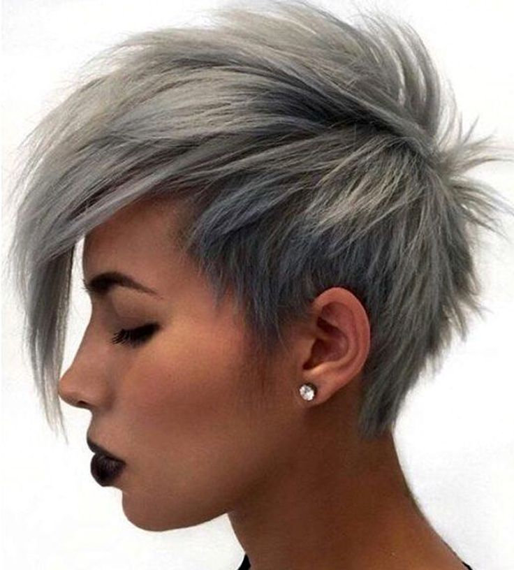 Love, love, love this cut & color combo❤️                              …
