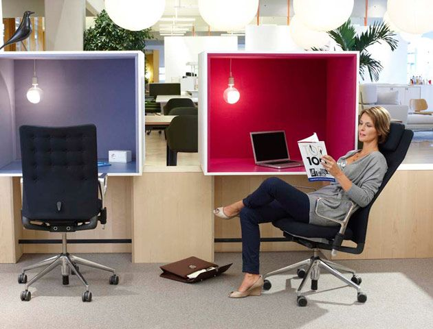 143 best images about office privacy pods phone booth for Office design vitra