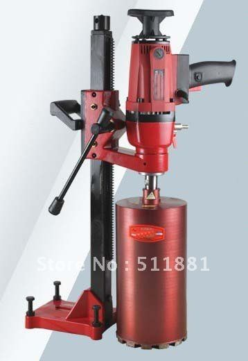 ==> [Free Shipping] Buy Best Promotional Package of 6.6'' 166mm Dual-purpose Core Drill Machine | Complex of Hand held and Desktop machine | NET weight 14kg Online with LOWEST Price | 684745490