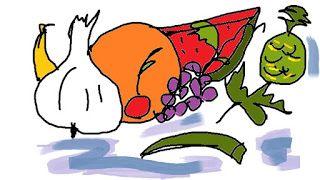 Herbs & spices & fruits & veggies that heal